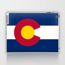 Colorado State Flag Laptop & iPad Skin