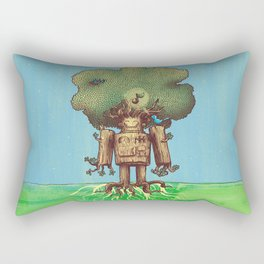 Re-Growth Rectangular Pillow