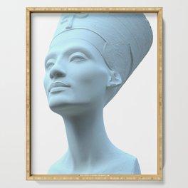 Queen Nefertiti Serving Tray
