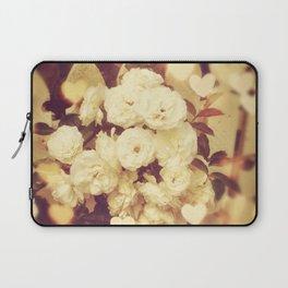 Flores Valentino Laptop Sleeve