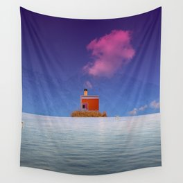atmosphere 56 · Schizophrenia Wall Tapestry