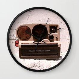 Pronto OneStep Sonar - Sears Special, 1978 Wall Clock
