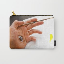 Through the Hand Carry-All Pouch