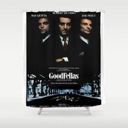Goodfellas Movie Poster  Shower Curtain