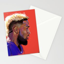Odell Beckham Jr. Stationery Cards