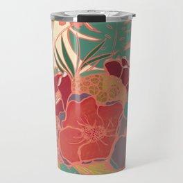 Vintage Floral Tropical - Market + Supply Travel Mug