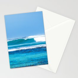Breaking Waves Stationery Cards