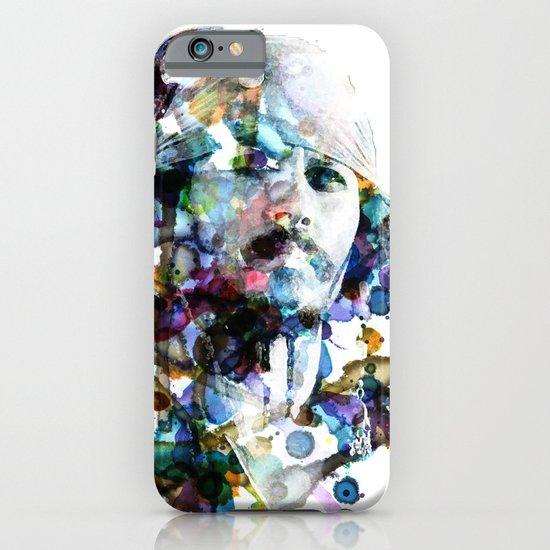 Jack Sparrow iPhone & iPod Case