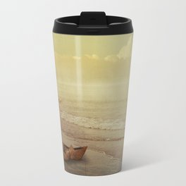 Paper Boats Travel Mug