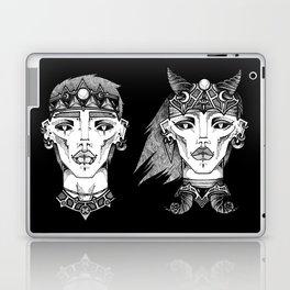 Ickus & Oblina  Laptop & iPad Skin