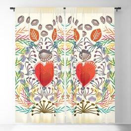 VALENTINE DAY Blackout Curtain