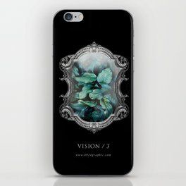 VISION No.3 iPhone Skin