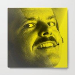 Jack Nicholson - Celebrity Metal Print