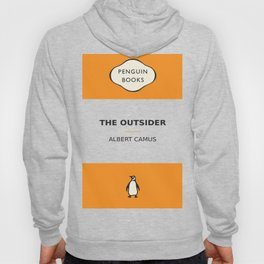 The Outsider (transparent) Hoody