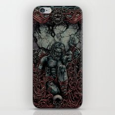 atlas shrugged - ayn rand iPhone Skin