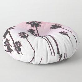 Palms & Sunset Floor Pillow