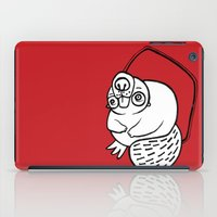 beaver iPad Cases featuring Beaver by JuPON