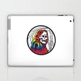 Hippie Grim Laptop & iPad Skin