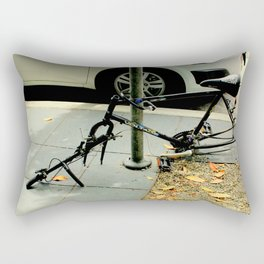 Not Tired At All Rectangular Pillow