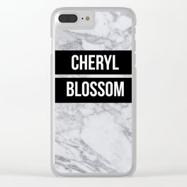 Riverdale - Cheryl Blossom Clear iPhone Case