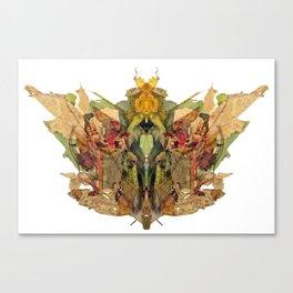M.Green Canvas Print