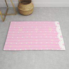 Kawaii Pink Rug