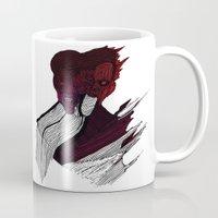 roman Mugs featuring roman godfrey by mayra