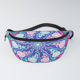 Carousel of Life Fanny Pack