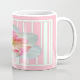 PINK ECTACY FLORAL PATTERNS Coffee Mug