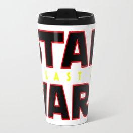 The last jedi Travel Mug