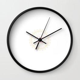Next Spring Wall Clock