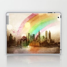NYC Sky Laptop & iPad Skin