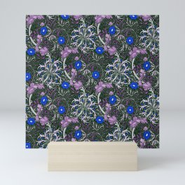 "William Morris ""Seaweed"" 4. Mini Art Print"