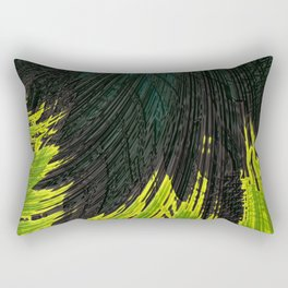 No Name Abstract Rectangular Pillow