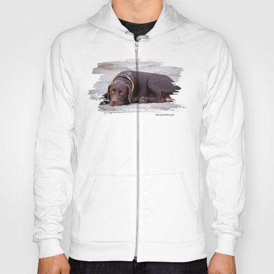 the hound dog Hoody