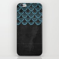 scales iPhone & iPod Skins featuring Scales  by Last Call