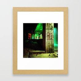 Elmira Framed Art Print