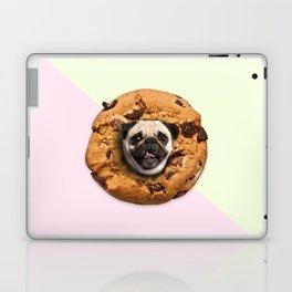 Pug Chocolate Chip Cookie Laptop & iPad Skin