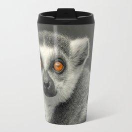 LEMUR PORTRAIT Travel Mug