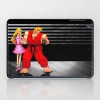 barbie iPad Cases featuring Barbie & Ken. by Sam Pea