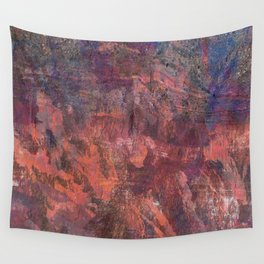 Carnelian Canyon Wall Tapestry