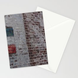Framed Parking Stationery Cards