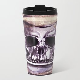 Space Skeleton  Travel Mug
