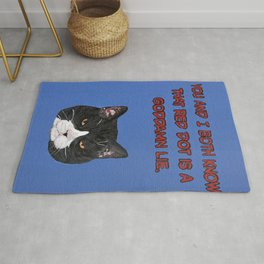 The Red Dot Rug