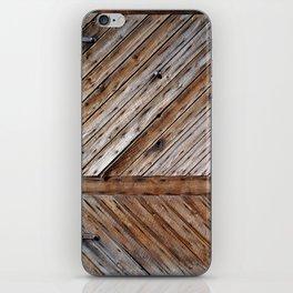 Ructic Barndoor 1 iPhone Skin