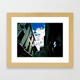 Look To The Light Framed Art Print