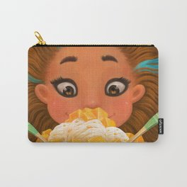 Mango Love Carry-All Pouch