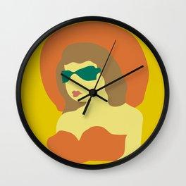 SUNNY SO SUNNY Wall Clock
