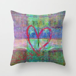 For when the segmentation resounds, abundantly. 14 Throw Pillow