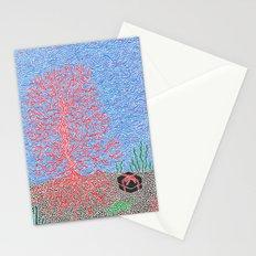 Back Story of Back Island Stationery Cards